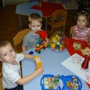 Один день нашей жизни в детском саду..