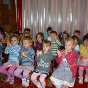 Один день нашей жизни в детском саду…