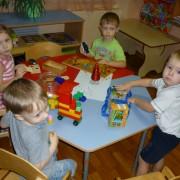 Один день нашей жизни в детском саду….