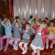 Один день нашей жизни в детском саду…..