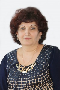 младший воспитатель Синасарян Анаида Сергеевна
